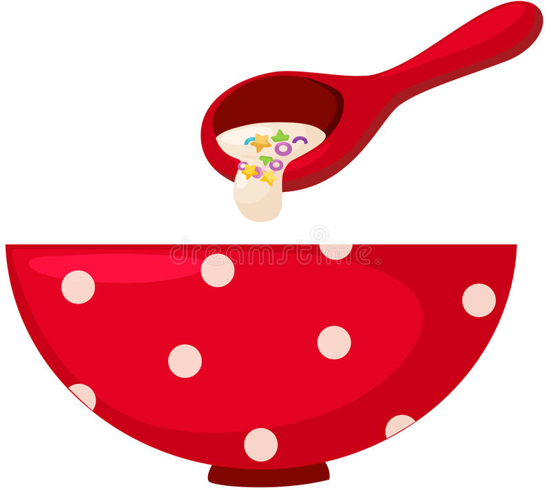 Download Bowl Of Cereal Stock Images - Image: 24112654