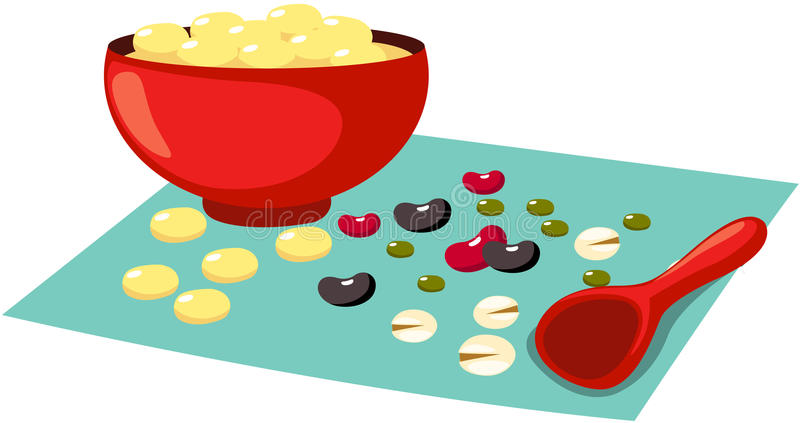 Download Bowl Of Cereal Royalty Free Stock Photos - Image: 29440188