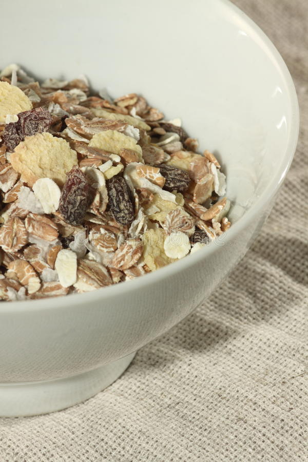 Download A bowl of cereals stock photo. Image of food, breakfast - 29005436