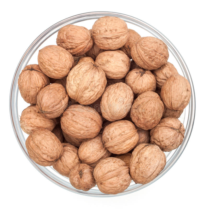 Download Bowl with nuts stock photo. Image of handful, loss, cracker - 34364062