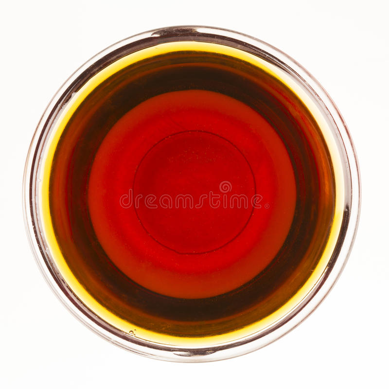 Free Bowl Of Maple Syrup Royalty Free Stock Image - 74740636