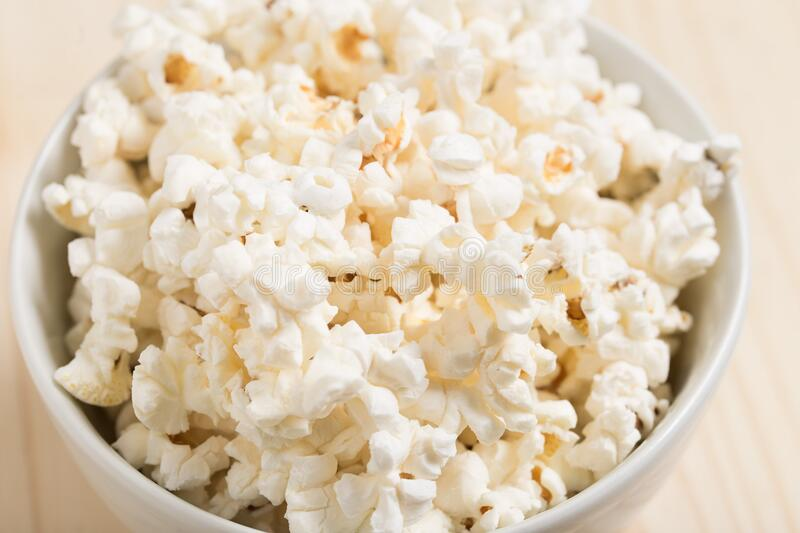 Bowl Of Popcorn Free Public Domain Cc0 Image