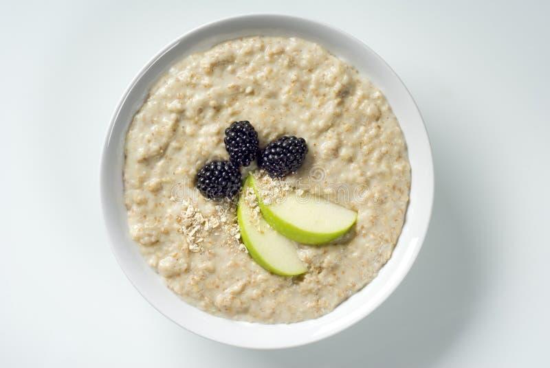 Download Bowl Of Porridge Royalty Free Stock Photography - Image: 8540327