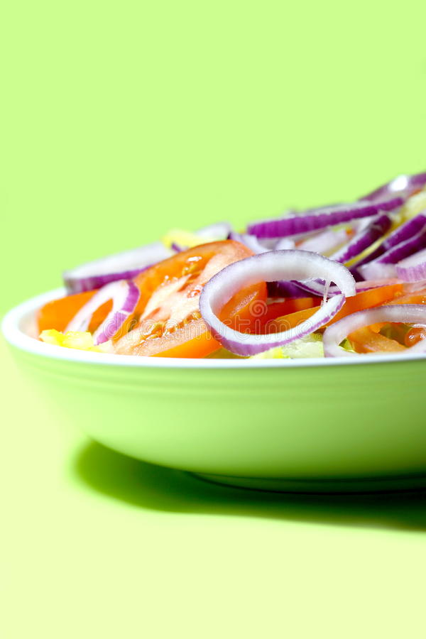 Download Bowl of salad B stock photo. Image of green, vegetarian - 37574094
