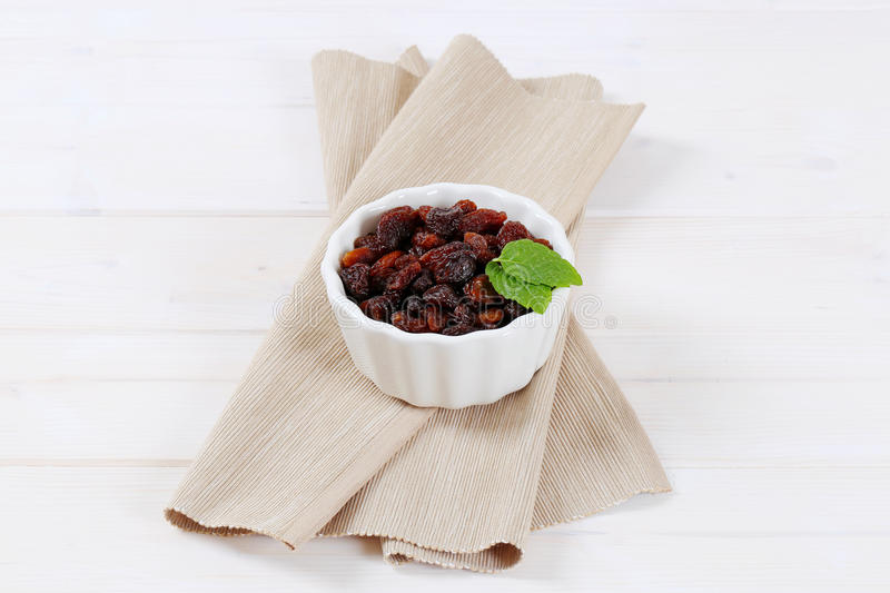 Download Bowl of sweet raisins stock photo. Image of studio, pile - 83709832