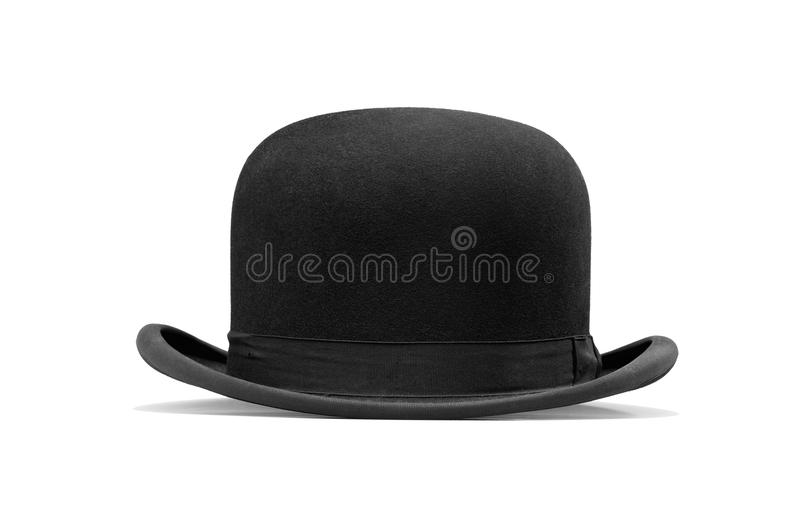 A bowler hat royalty free stock images
