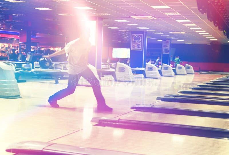 bowling foto de archivo libre de regalías