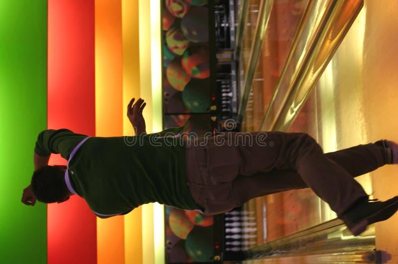 Bowling photographie stock libre de droits