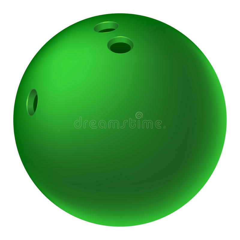 Bowling Ball Royalty Free Stock Images