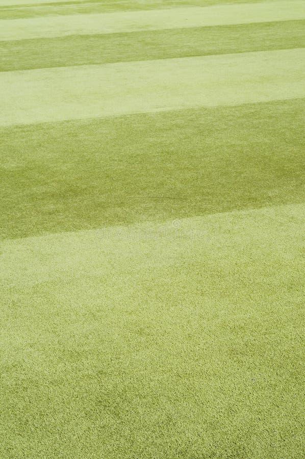bowling green del astroturf immagine stock libera da diritti