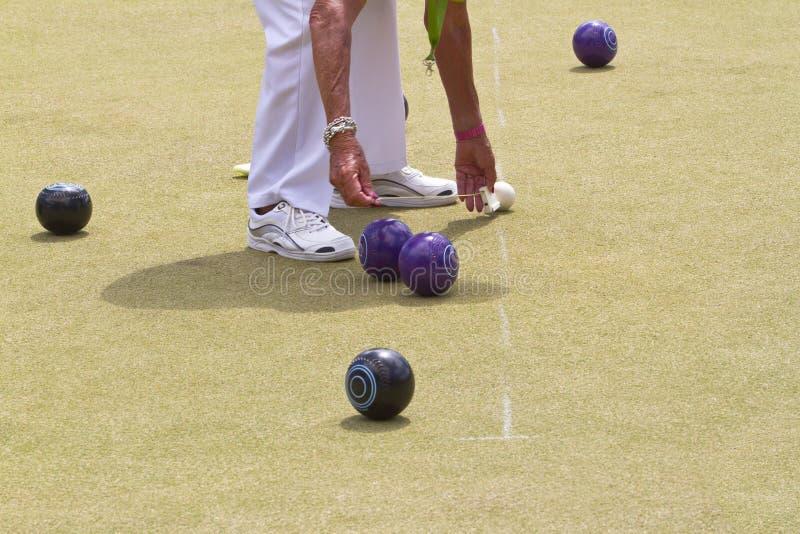 Download Bowls or lawn bowls stock photo. Image of bowls, active - 34663380