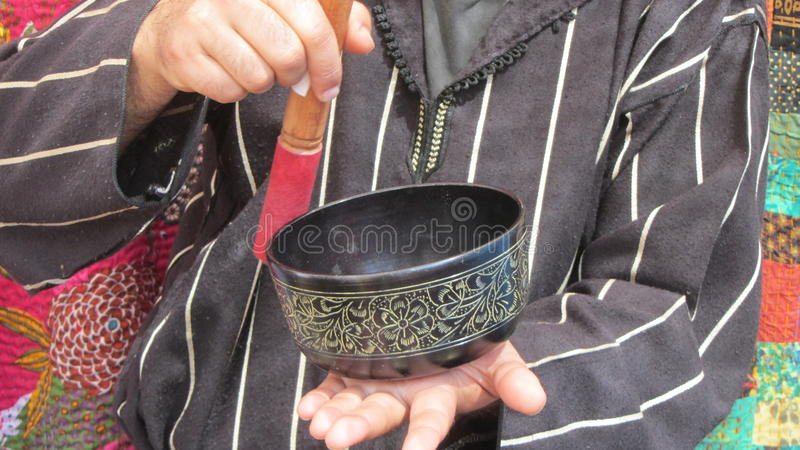Download The bowls sound stock photo. Image of bowls, playng, stick - 63894032