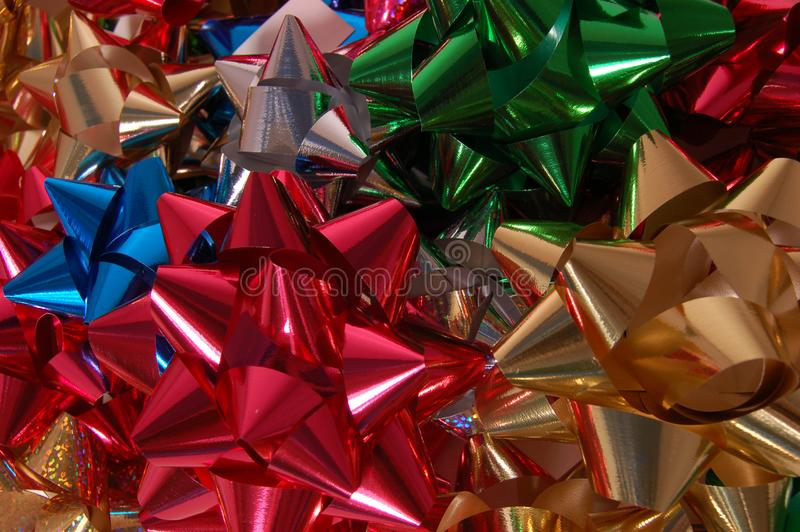 Bows stock image