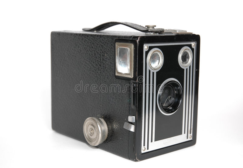Download Box Camera stock photo. Image of kodak, brownie, lens, snapshot - 65854