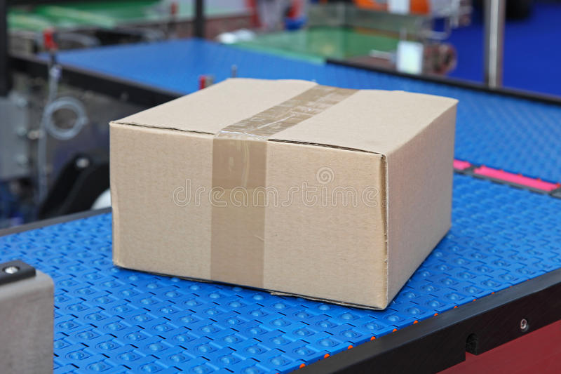 Download Box stock image. Image of transport, packing, factory - 32896763