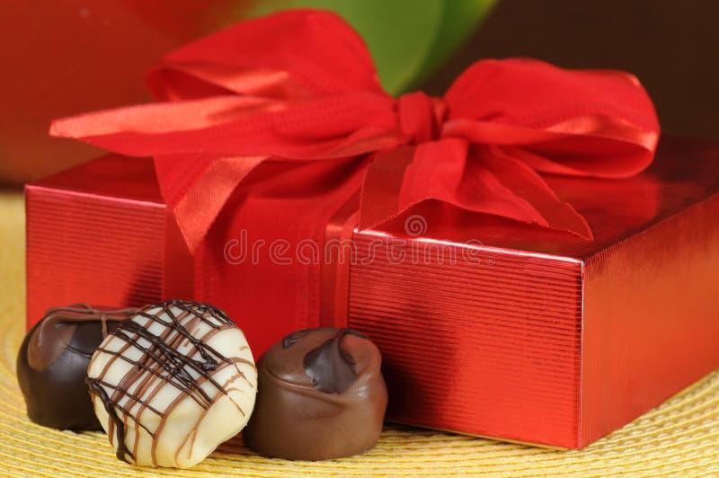 Download Box of chocolates stock photo. Image of indulgence, food - 12338168