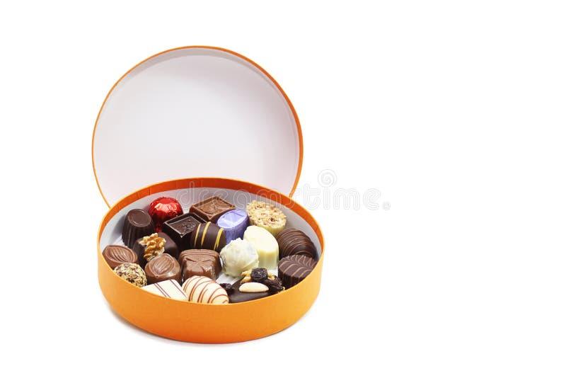 Download Box of Chocolates stock photo. Image of white, present - 15267124
