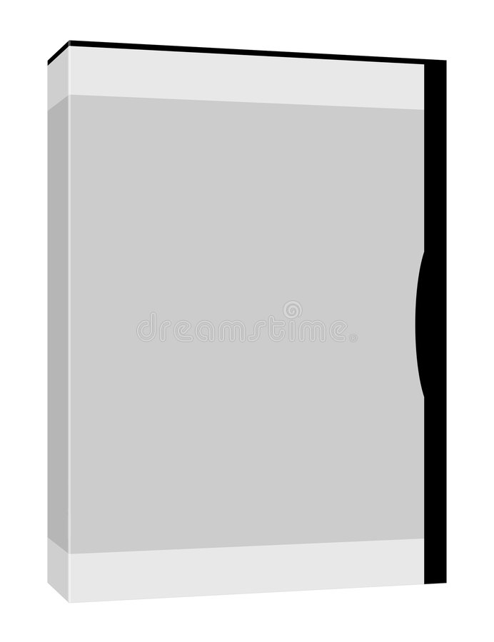 Free Box DVD Royalty Free Stock Photography - 1669447