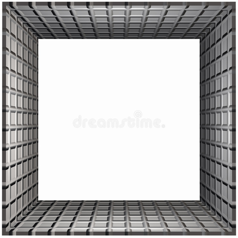 Box Frame Grid stock illustration. Illustration of boundary - 1052760