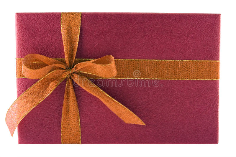 Box gift stock images