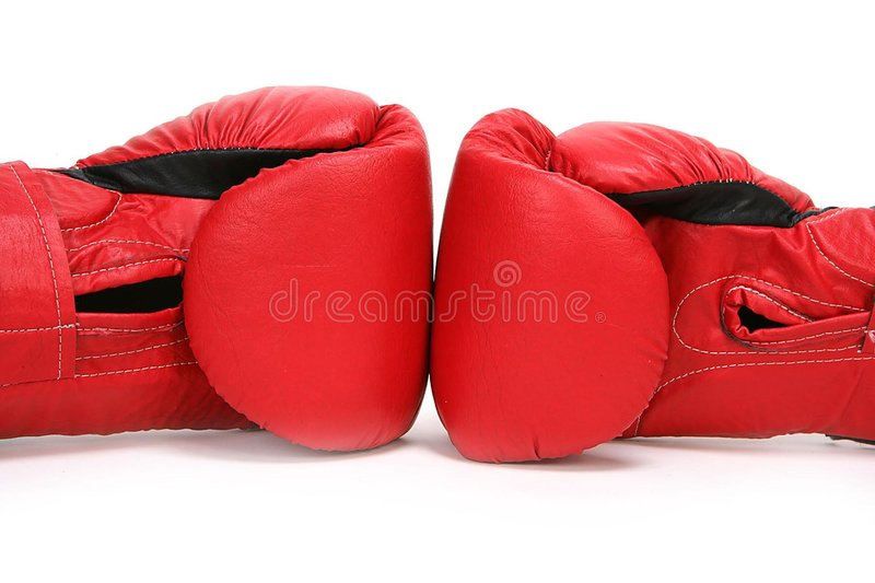 Download Box Gloves stock image. Image of argument, right, left - 196985