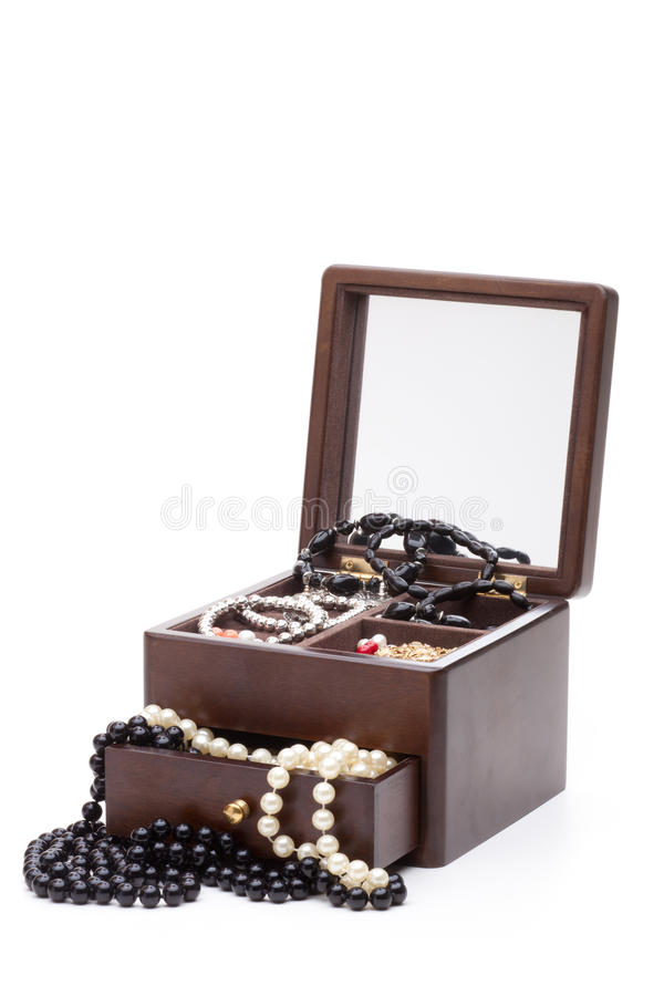 Download Box For Jewelry Stock Photography - Image: 18286392