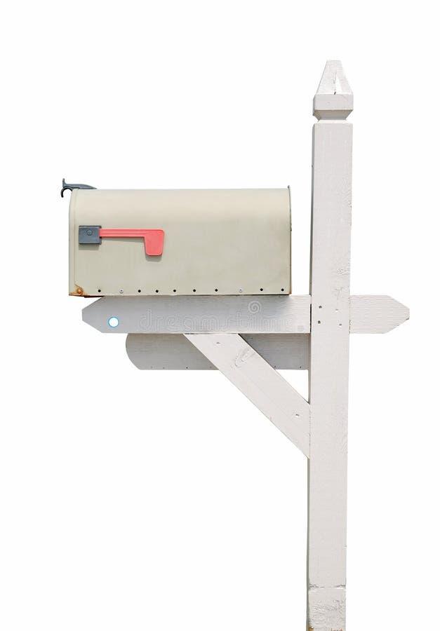 box mail στοκ εικόνα