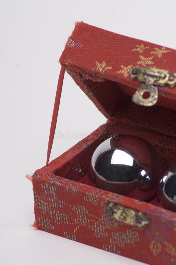 Free Box Of Chinese Ball Royalty Free Stock Photos - 243308