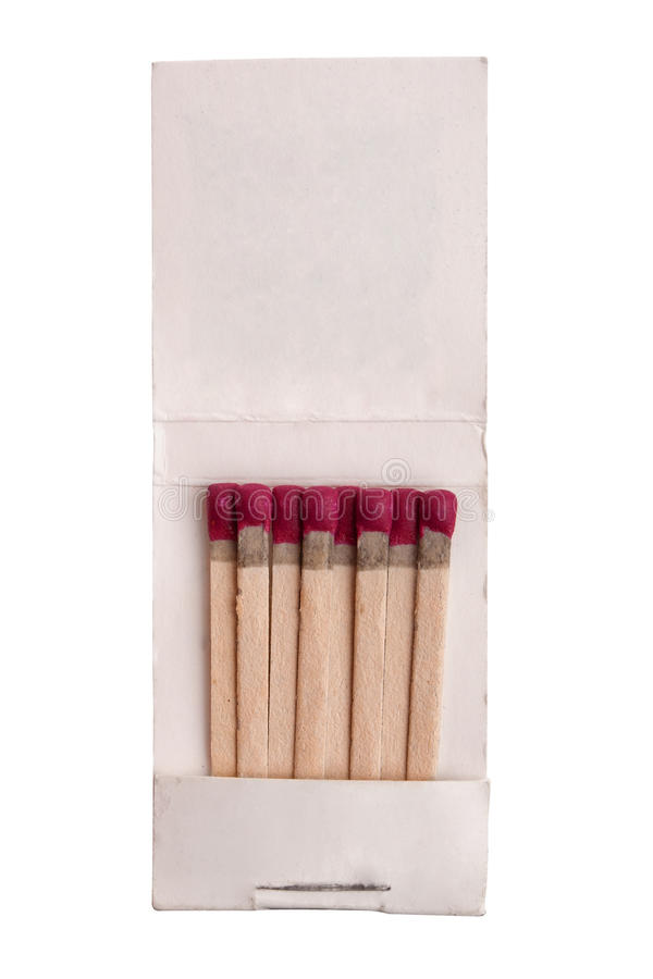 Free Box Of Matches Stock Photos - 27336873