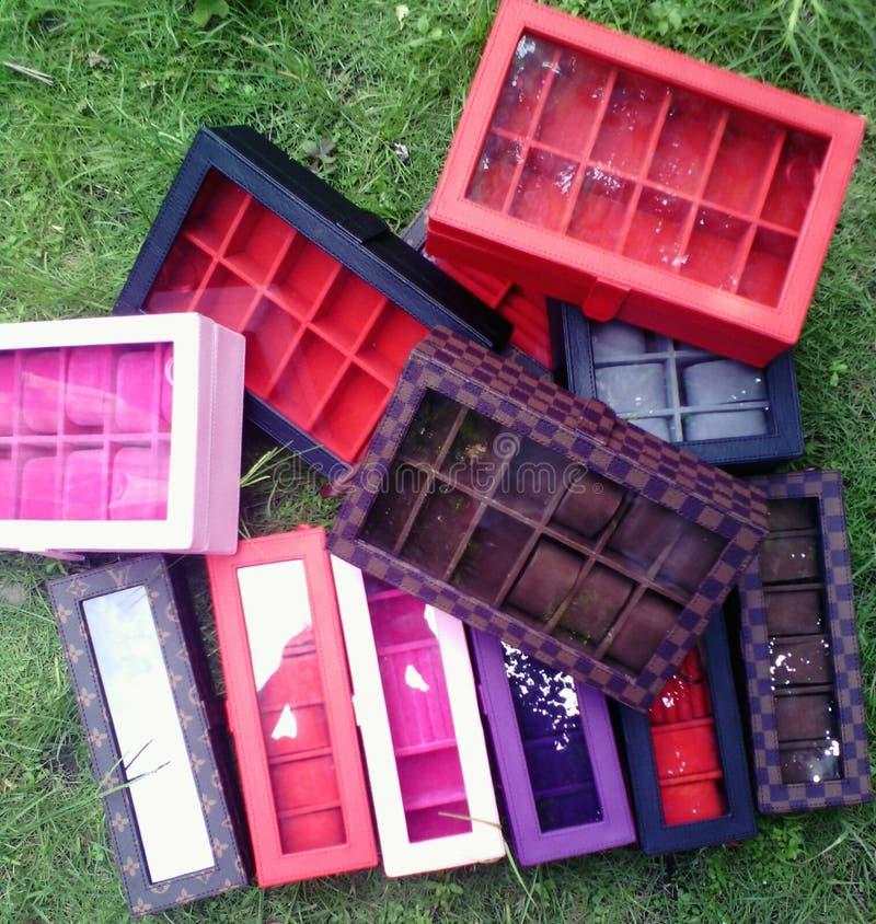 Box organsizer stock photos