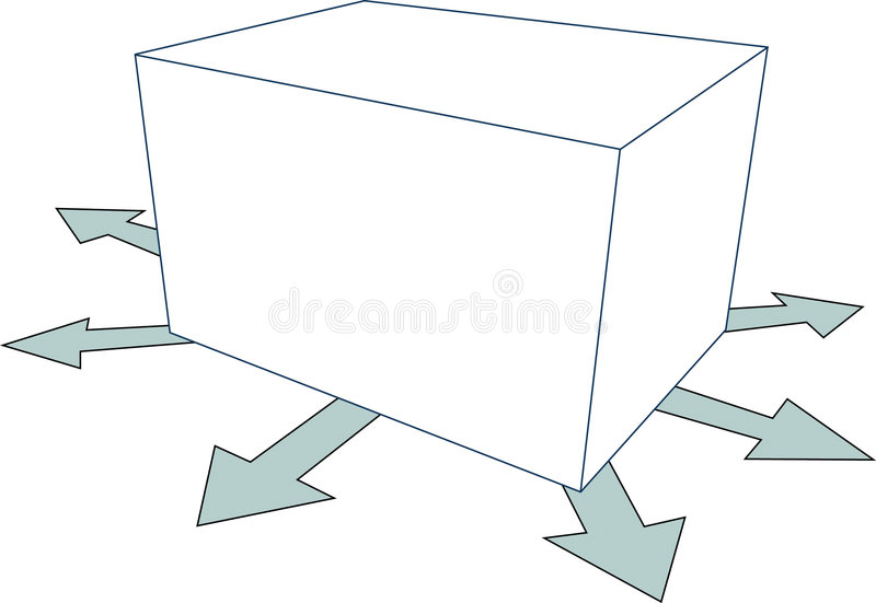 Download Box template stock vector. Illustration of guide, trans - 2474698