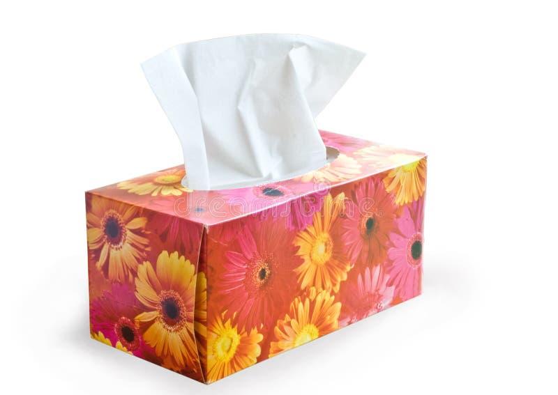 box tissue στοκ φωτογραφίες