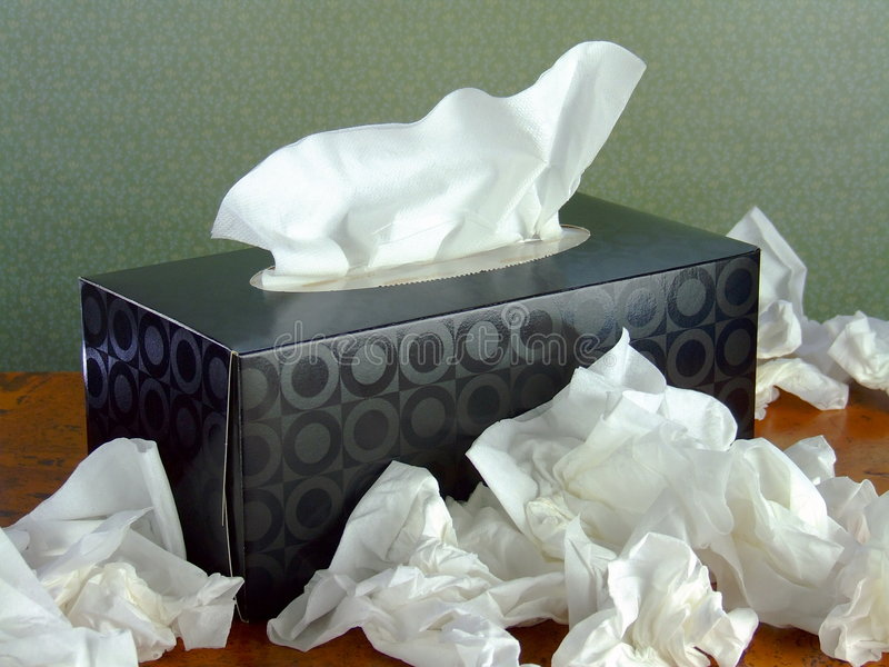 Download Box Of Tissues Stock Image - Image: 4326951