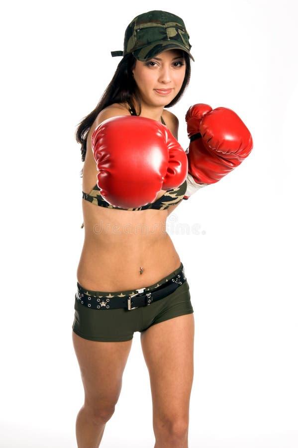 Download Boxare latina arkivfoto. Bild av person, kvinna, folk, barn - 521472