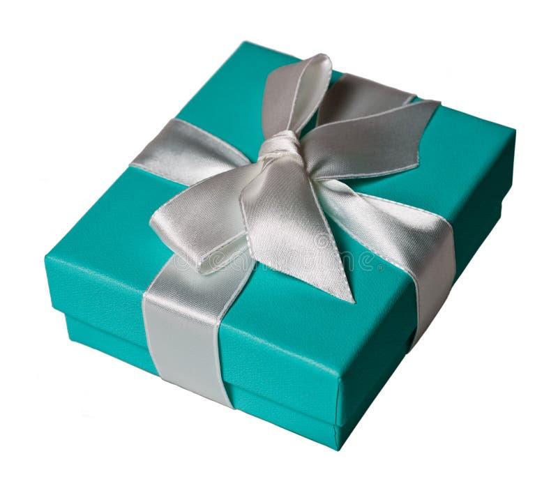 Boxe del regalo imagen de archivo