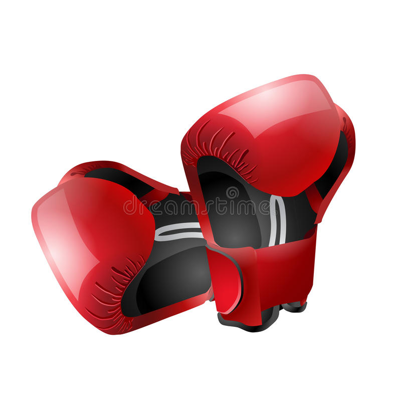 Free Boxe Gloves Isolated Stock Images - 13982074