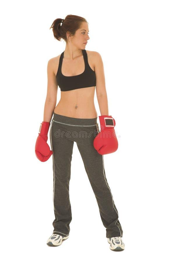 Download Boxeador #14 foto de archivo. Imagen de ejercicio, fondo - 1286506