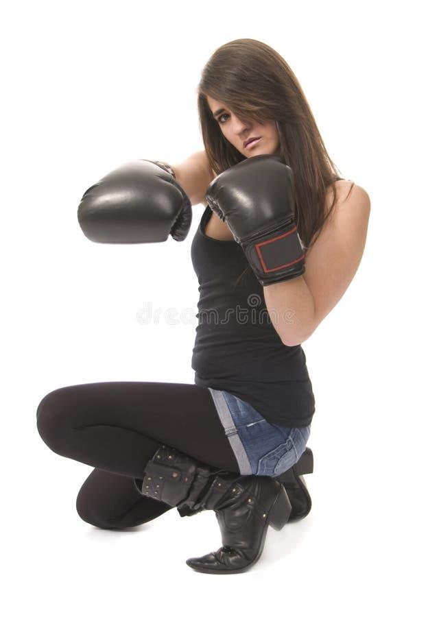 Boxeo imagenes de archivo