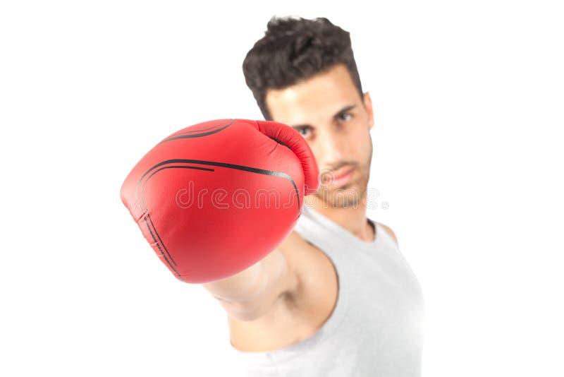Download Boxer stockfoto. Bild von abdeckung, betriebsbereit, boxer - 26366144