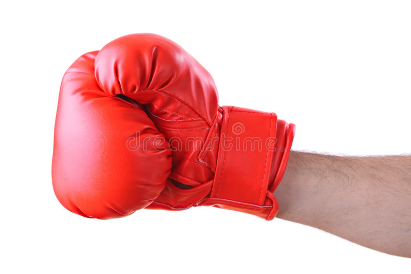 Download Boxer stock photo. Image of brawl, isolated, champion - 4516628
