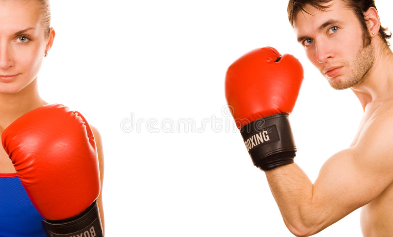 Download Boxer couple stock image. Image of deadly, couple, boxing - 2235157