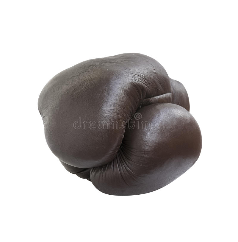 Boxer Gloves Royalty Free Stock Photography