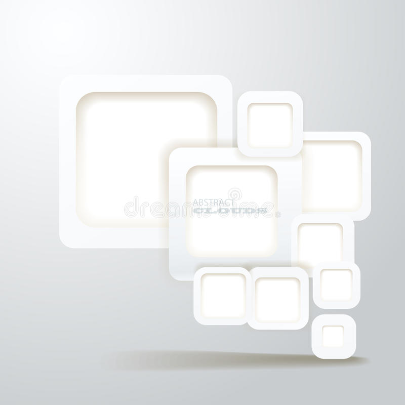 Download Boxes With Blank Area For Any Content Stock Vector - Image: 26394834