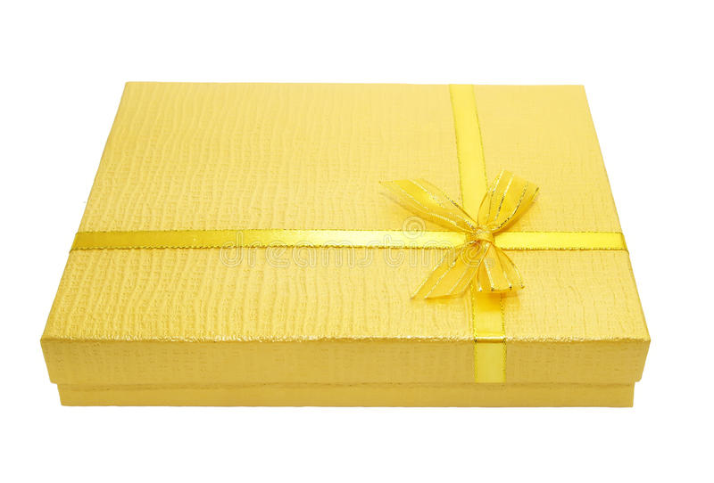 Boxes for gifts. Gift boxes on white background royalty free stock photos