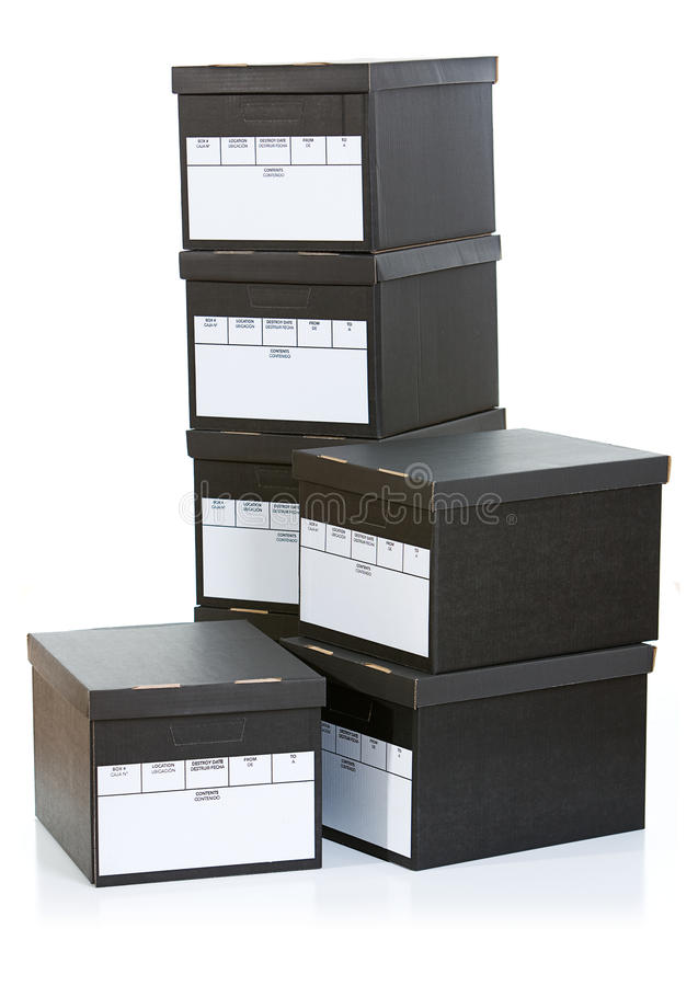 office file boxes. Plain Boxes Download Boxes Stack Of Office File Boxes Stock Photo  Image Of Office  Cardboard And