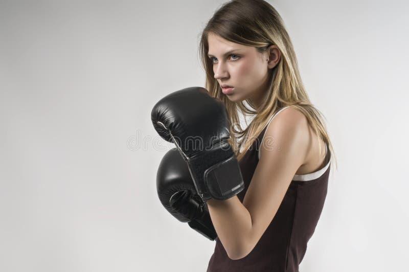 Boxeur foto de stock royalty free