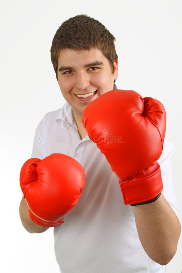 Boxing royalty free stock photos