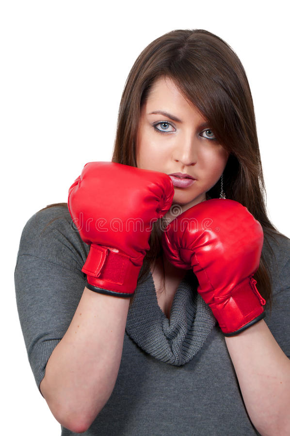Download Boxing stock photo. Image of person, face, gloves, glove - 17359890