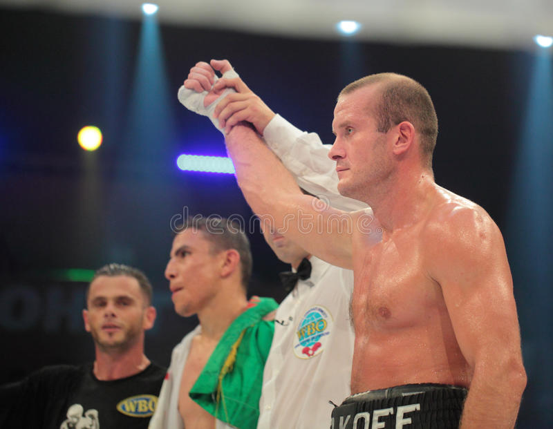 Download Boxing editorial image. Image of inter, vyacheslav, ukrainian - 25857925