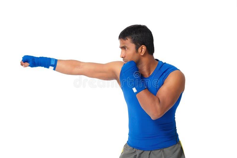boxing fotografia de stock royalty free